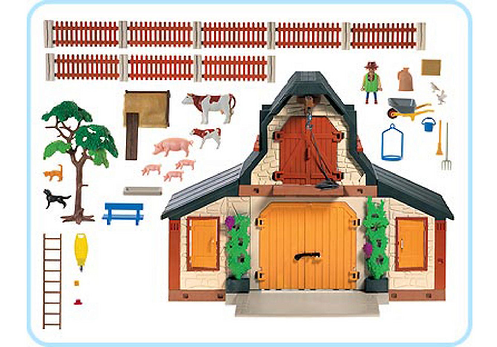 3072-A Bauernhof klein zoom image2