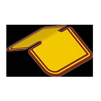 30802433_sparepart/Tapis jaune