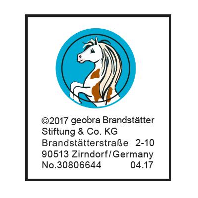 """30806644_sparepart/Etikett 9262 """"Adventskalender Reiterhof"""