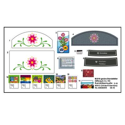"""30809355_sparepart/Etikett 70016 """"Mein Blumenladen"""" (Etiket"""