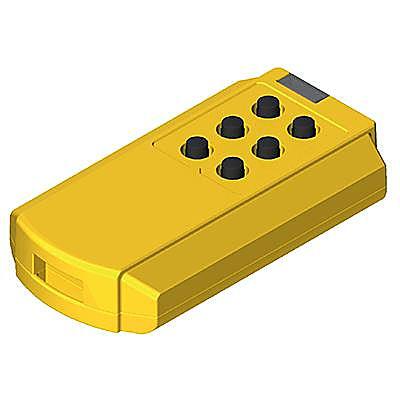 30809383_sparepart/Boitier à pile jaune