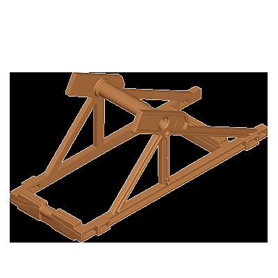 30809444_sparepart/Katapult 16-Gestell + 30809454 aufbrauch