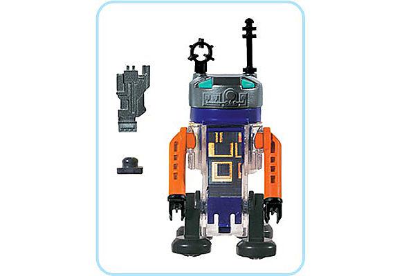 3081-A Robot de l`espace detail image 2