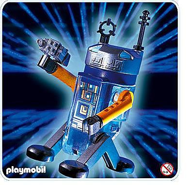 3081-A Robot de l`espace detail image 1