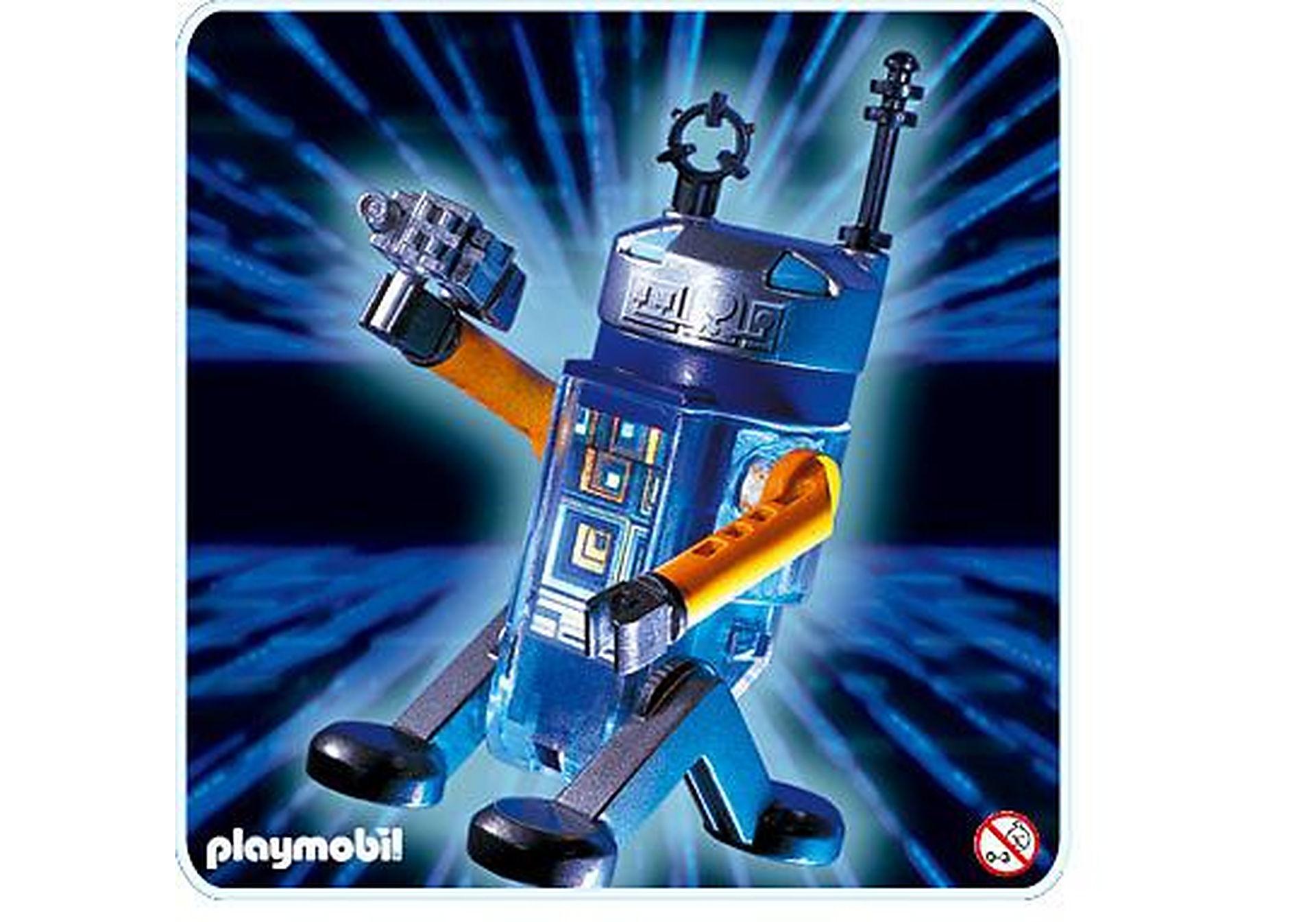 3081-A Robot de l`espace zoom image1