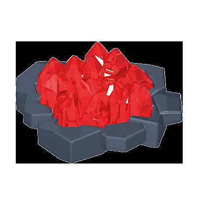 30820072_sparepart/Rochers et cristaux rouges