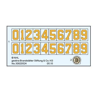 "30820524_sparepart/Etikett 5072 ""Goalie Boston Bruins"""