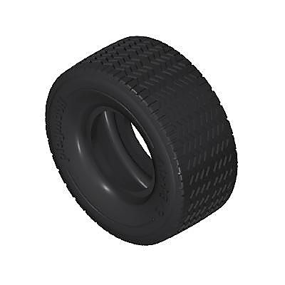 30824690_sparepart/TIRE, THICK BLACK