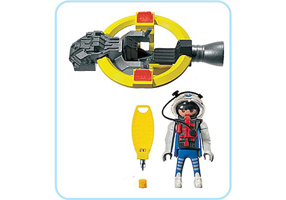 3083-A Raumgleiter Spaceheroes detail image 2