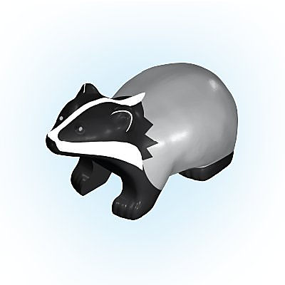 30830380_sparepart/BADGER BABY HEAD HIGH II