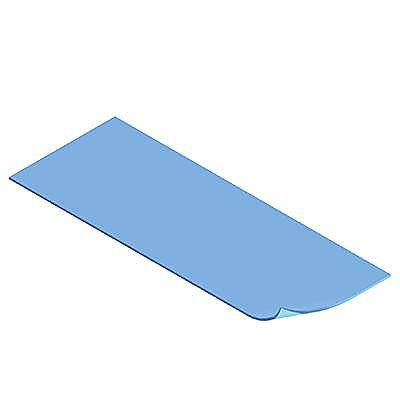 30891890_sparepart/CANVAS:HANKERCHIEF, BLUE