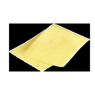 30891920_sparepart/Serviette en tissu jaune 65