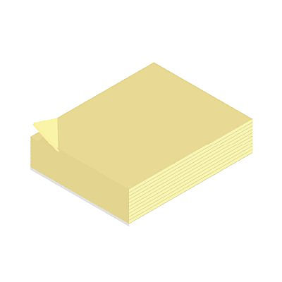 30896072_sparepart/Notizblock 20x25 mm