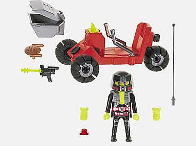3094-A Envahisseur/véhicule spatial detail image 2