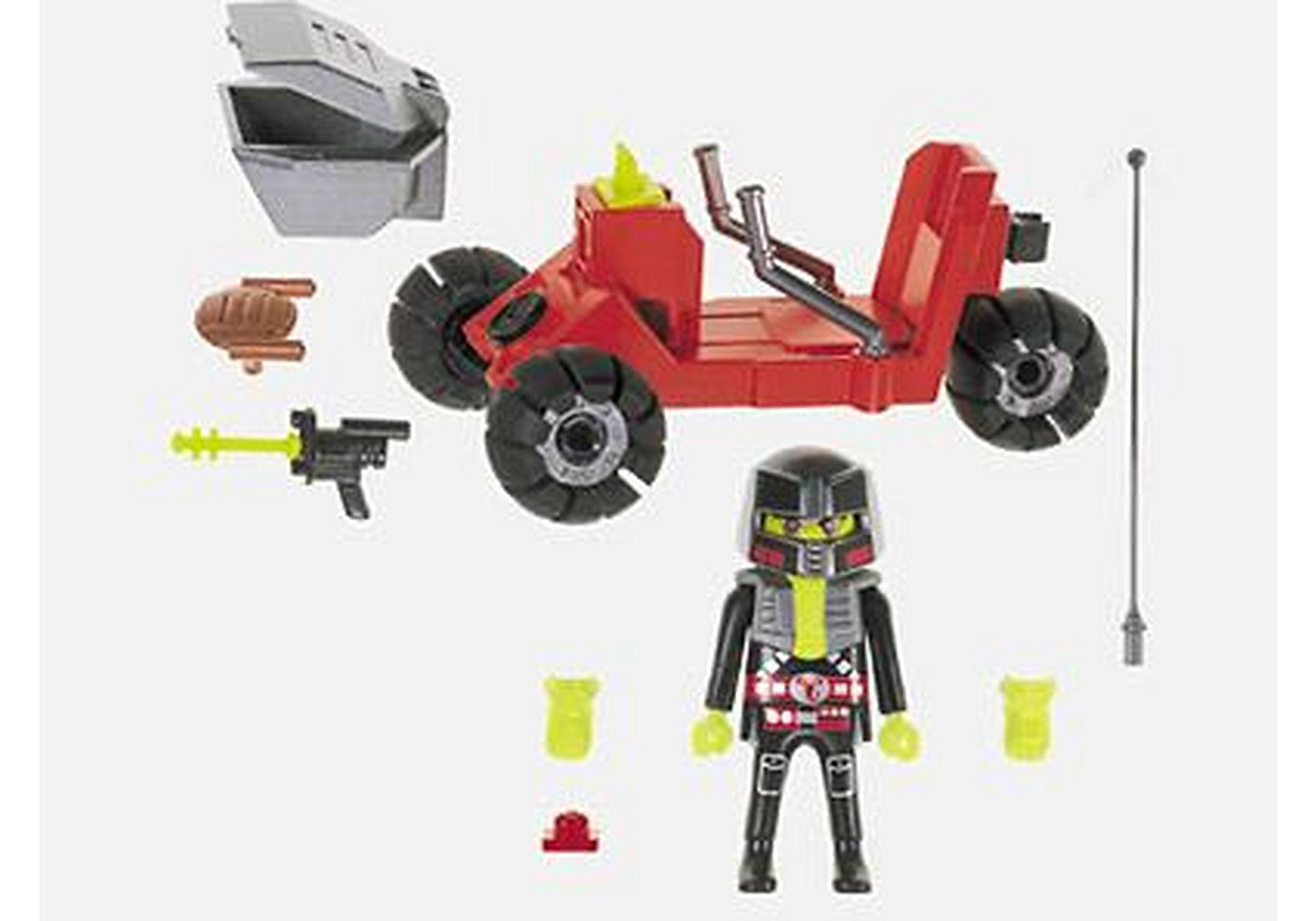 3094-A Envahisseur/véhicule spatial zoom image2