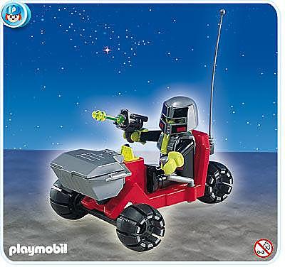 3094-A Envahisseur/véhicule spatial detail image 1