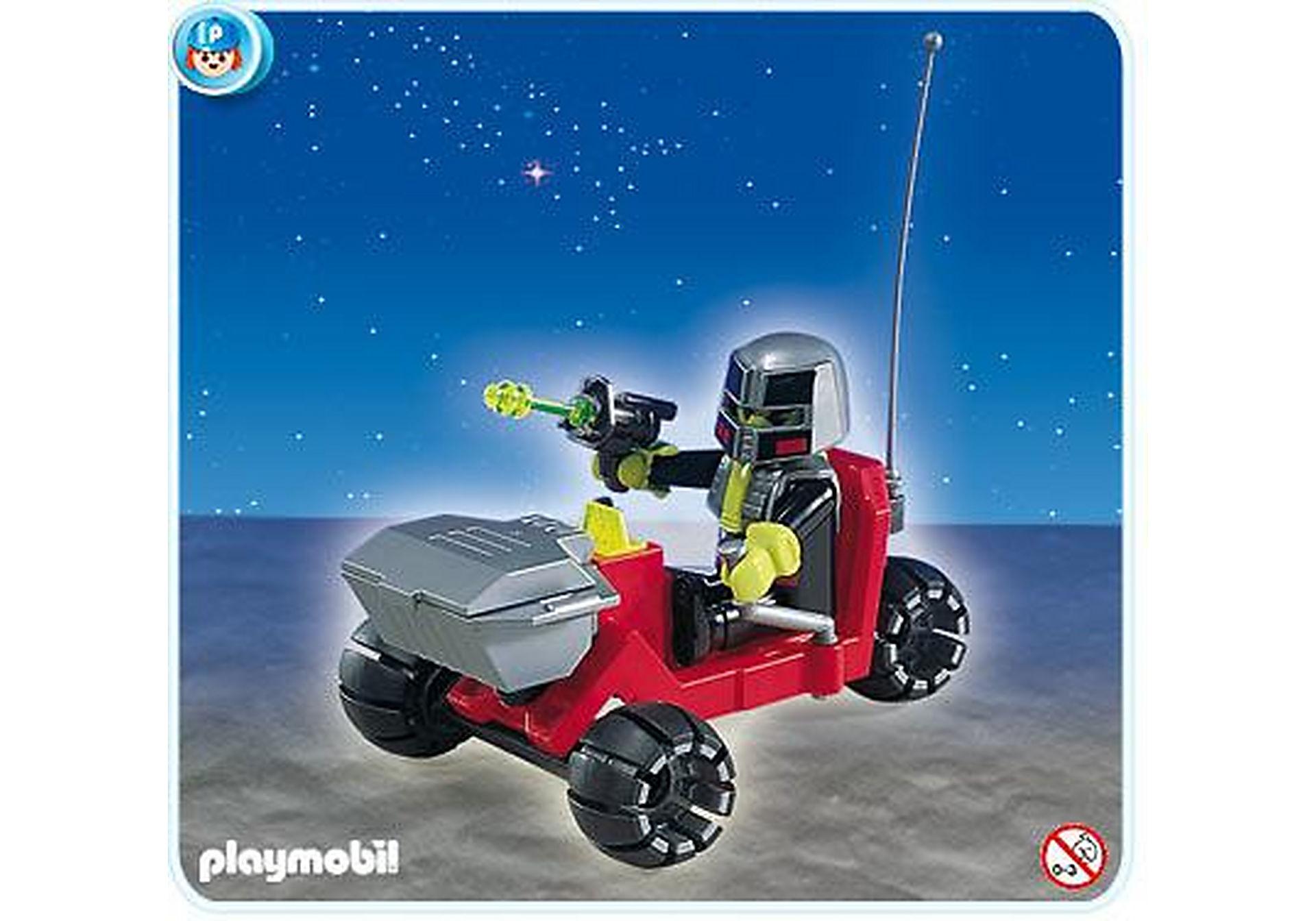 3094-A Envahisseur/véhicule spatial zoom image1