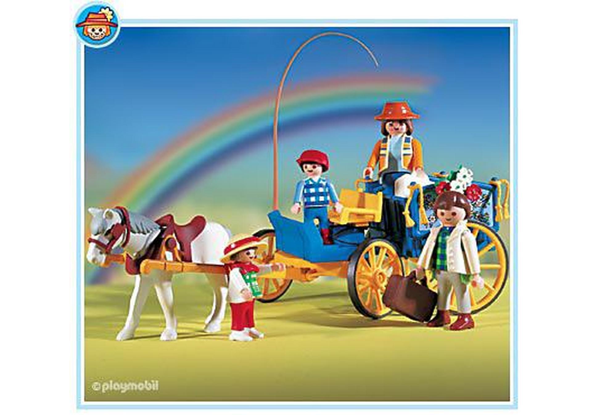 Pferdekutsche 3117 a playmobil deutschland for Kutsche playmobil