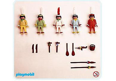 3120-A Accessoires d'Indiens