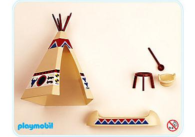 3121-A Indianer-Zubehör