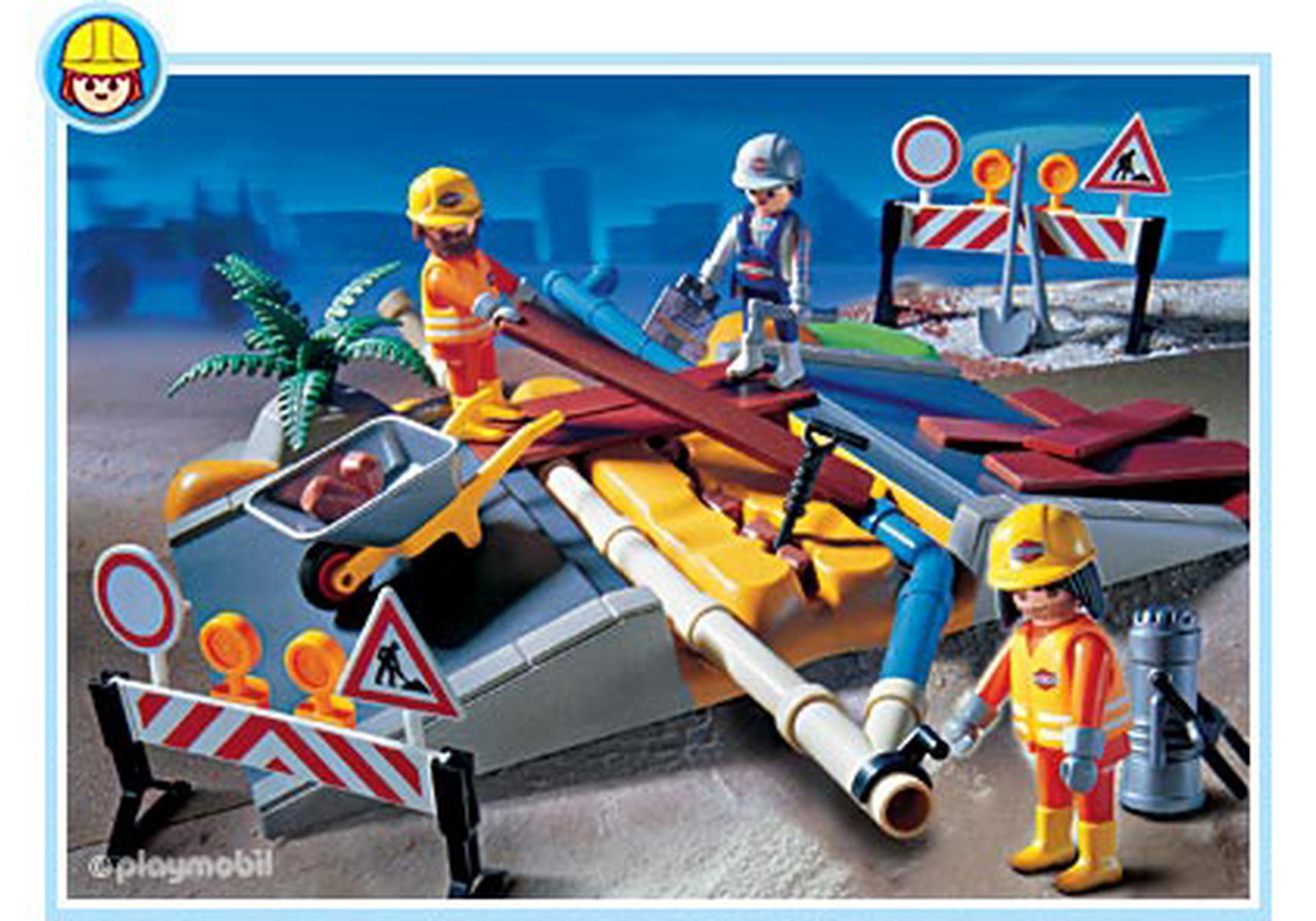 Superset bau 3126 a playmobil deutschland for Jugendzimmer playmobil