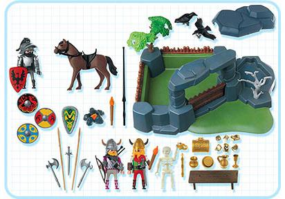 http://media.playmobil.com/i/playmobil/3137-A_product_box_back/Wikinger Superset Ritterangriff