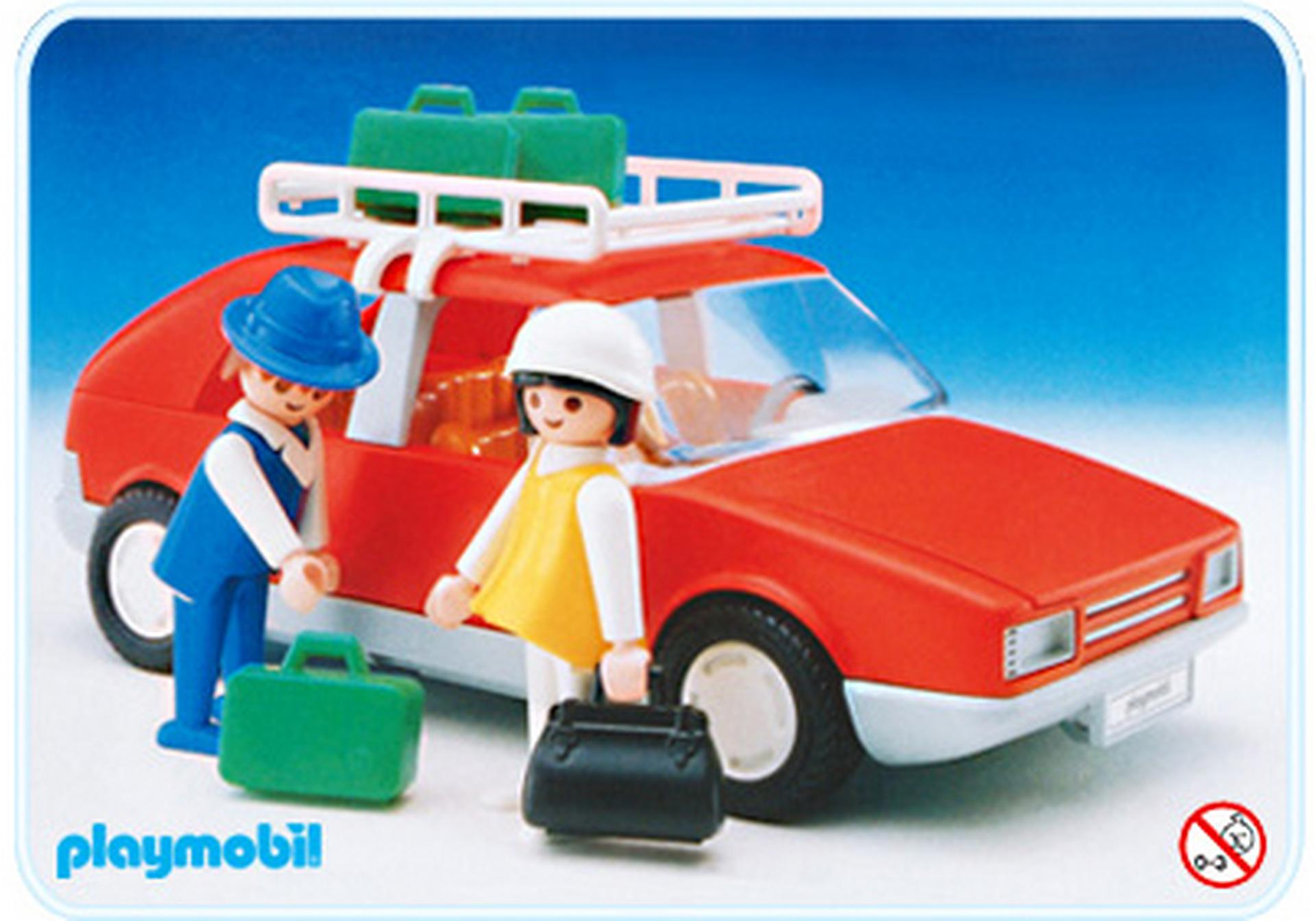 voiture playmobil rouge id e d 39 image de voiture. Black Bedroom Furniture Sets. Home Design Ideas