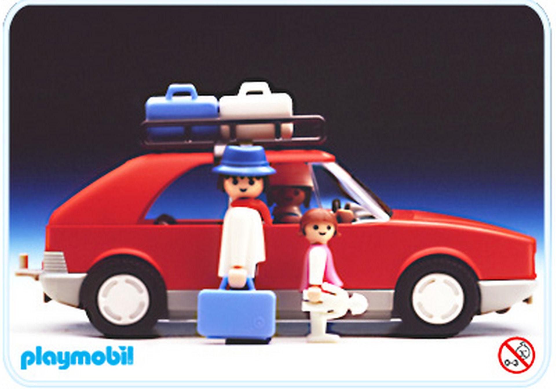 3139-B Voiture de tourisme zoom image1
