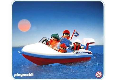 Motorboot 3142 A Playmobil Deutschland