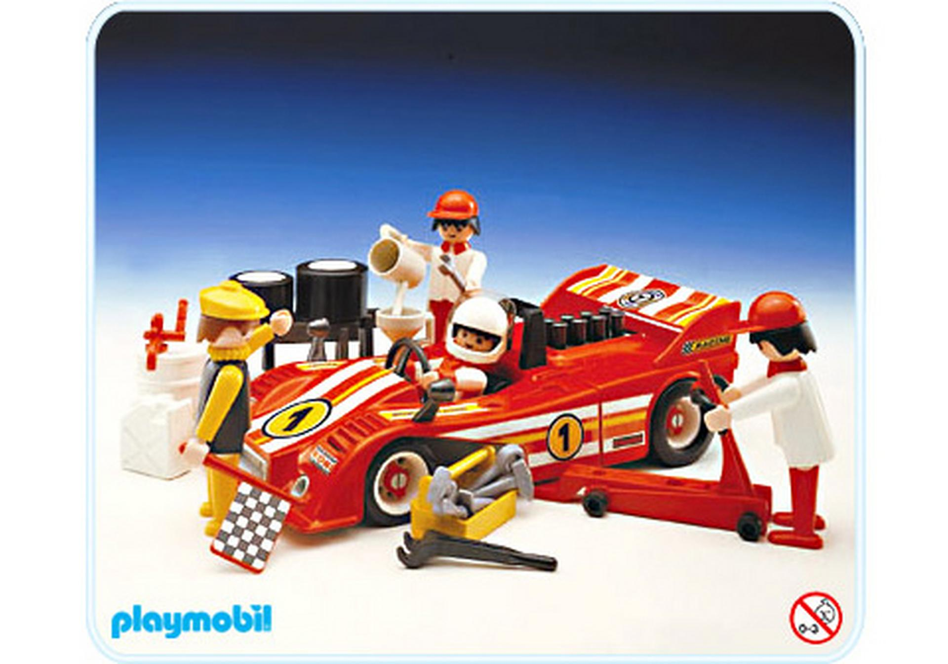 voiture de course 3147 a playmobil france. Black Bedroom Furniture Sets. Home Design Ideas