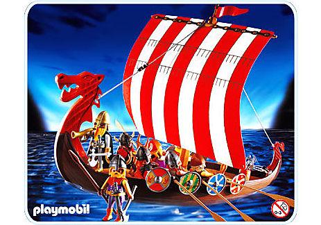 3150-A Vikings/drakkar detail image 1
