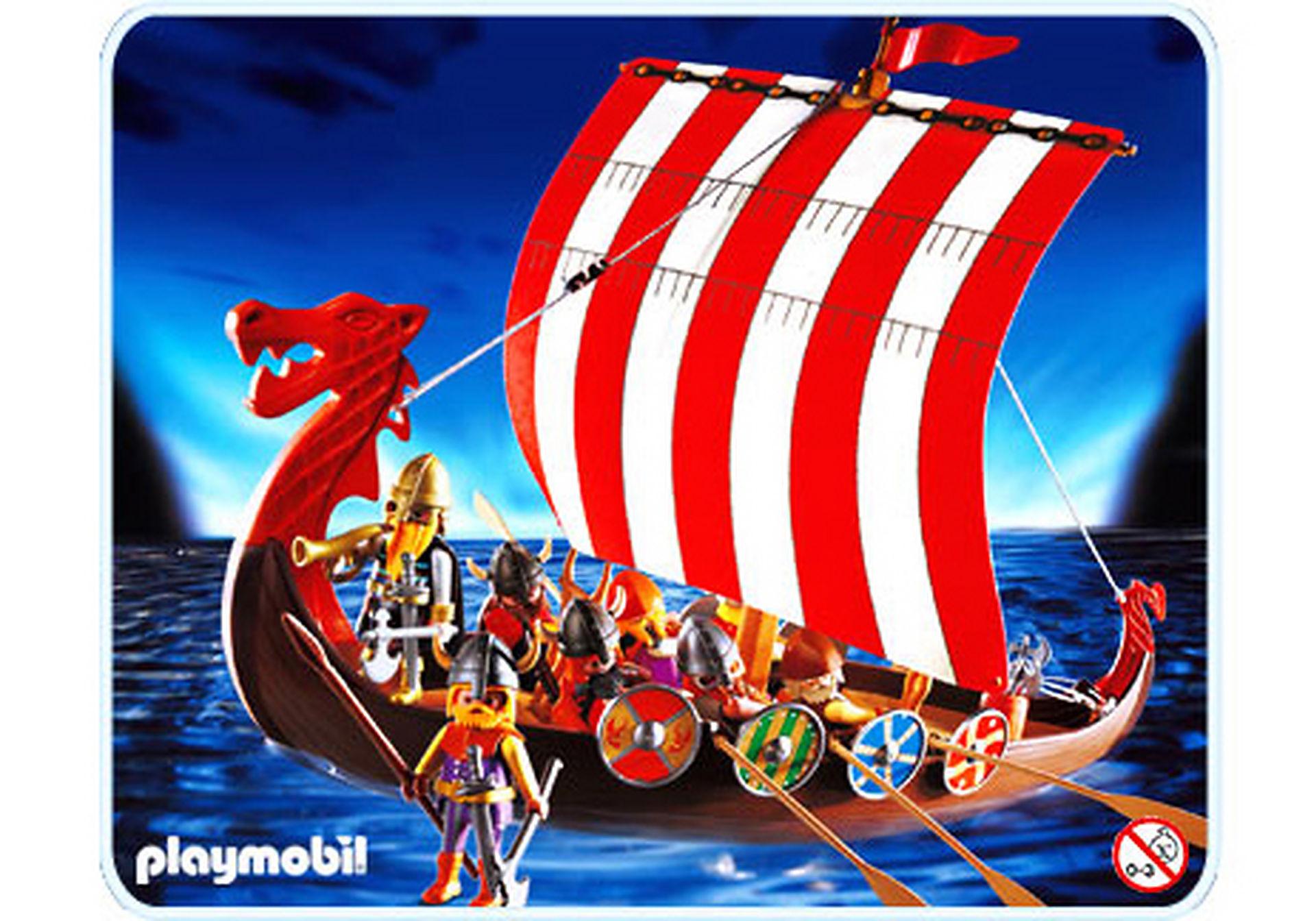 3150-A Vikings/drakkar zoom image1