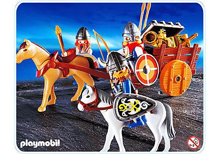 3152-A Vikings/butin detail image 1
