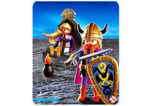 http://media.playmobil.com/i/playmobil/3154-A_product_detail/Chef viking / prince