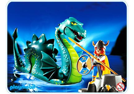 """http://media.playmobil.com/i/playmobil/3155-A_product_detail/Seeungeheuer """"Nessie"""""""