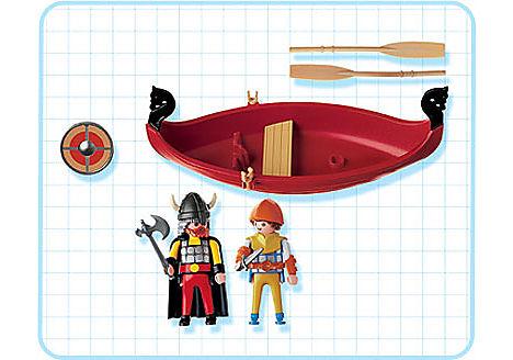 3156-A Vikings/barque detail image 2