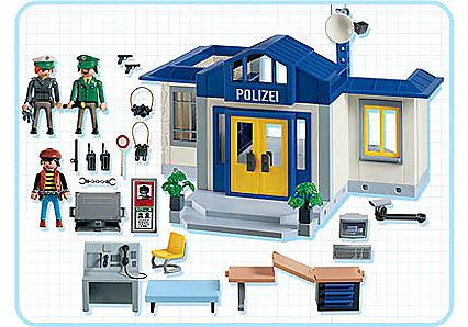 3159-A Polizeirevier/Gefängnis detail image 2
