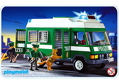 3160-A Mannschaftswagen