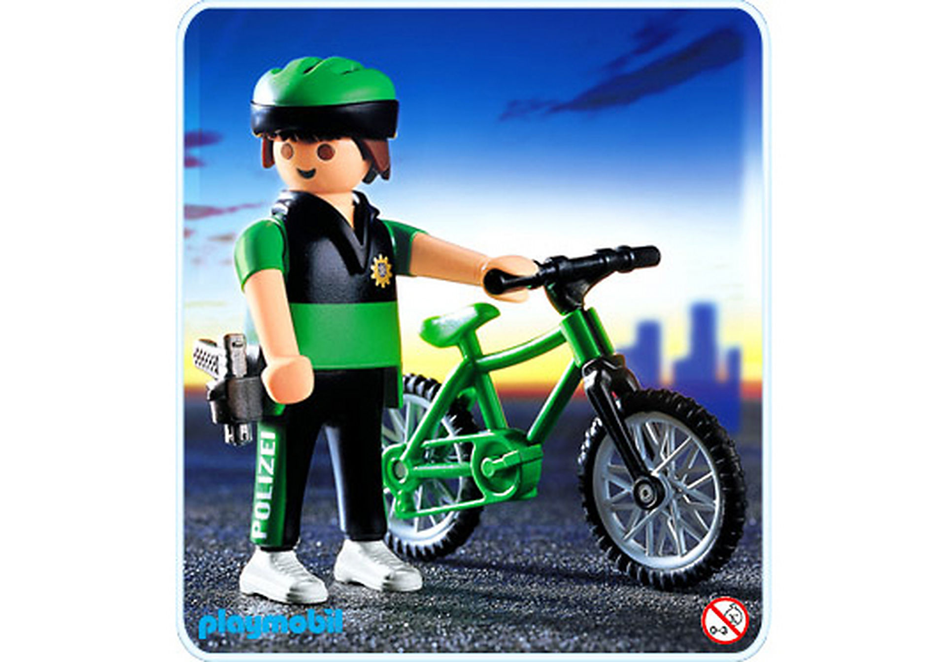 3164-A Fahrradstreife zoom image1