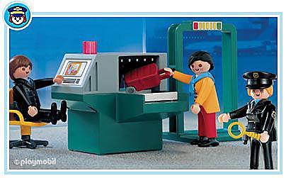 3172-A Policiers / détecteurs detail image 1