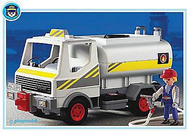 3173-A Chauffeur / camion-citerne