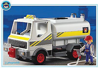 3173-A Tanklastwagen detail image 1