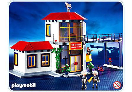 3175-A Pompiers/caserne des pompiers detail image 1