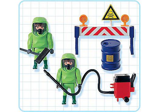 3180-A Unité de décontamination detail image 2