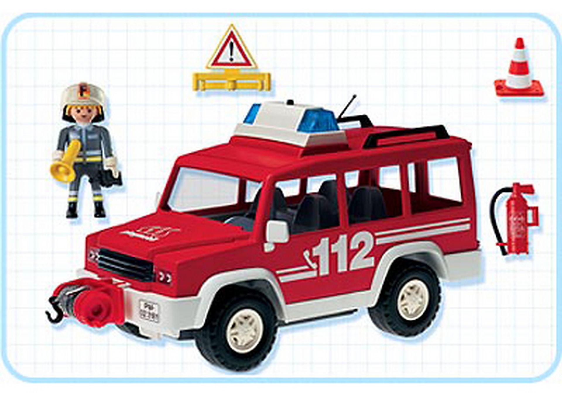 3181-A Feuerwehrvorausfahrzeug zoom image2