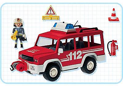3181-A Feuerwehrvorausfahrzeug detail image 2