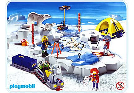 3184-A Skelettfundstädte im Eis detail image 1