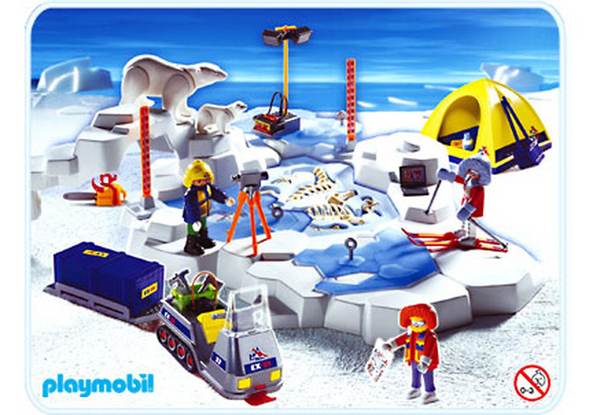 3184-A Skelettfundstädte im Eis zoom image1