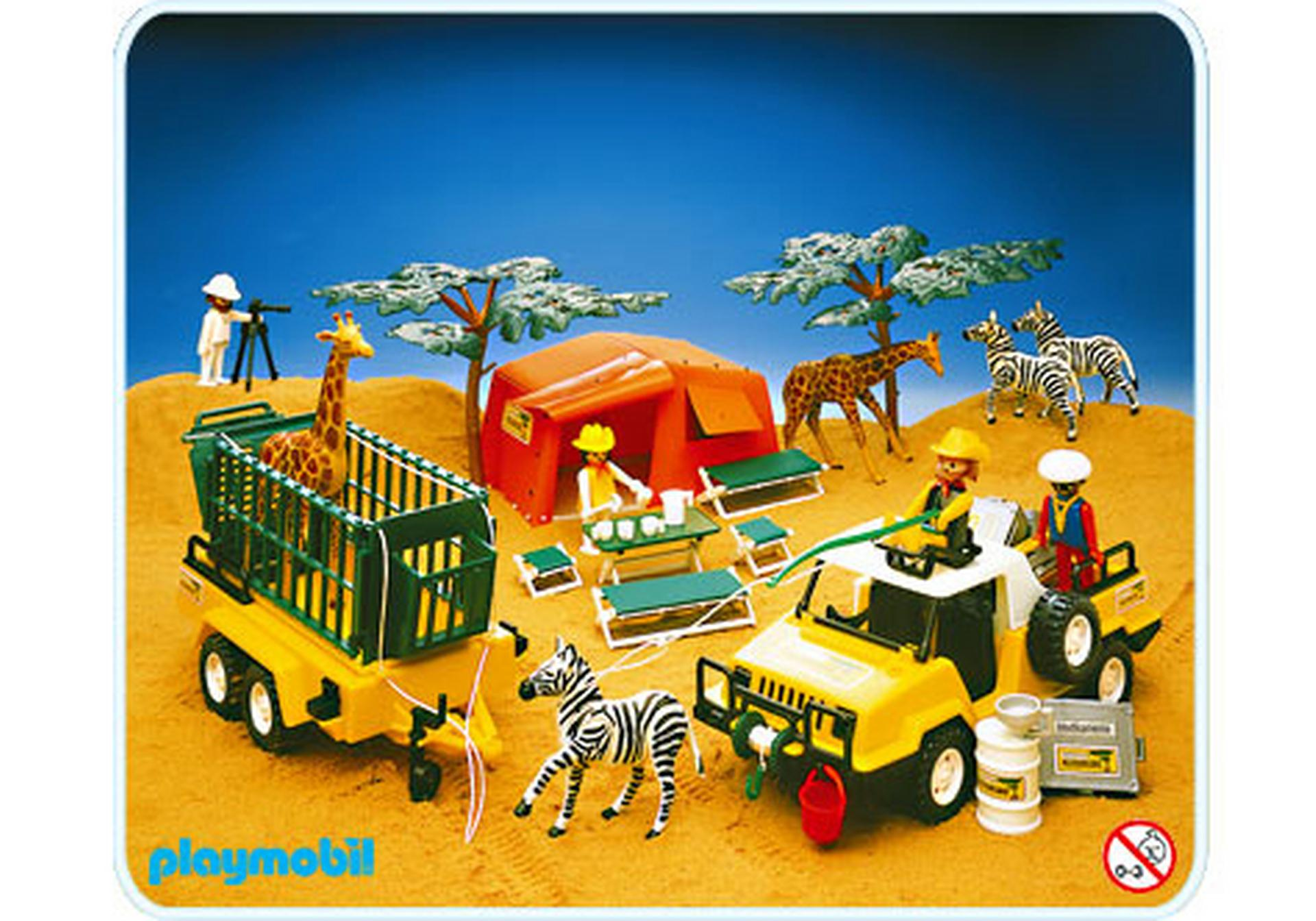 safari 3189 a playmobil france. Black Bedroom Furniture Sets. Home Design Ideas