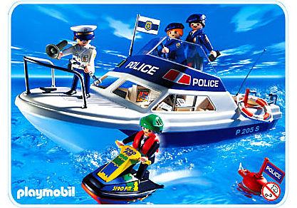 3190-A Vedette de police/jet ski detail image 1